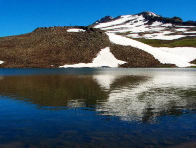 Քարի լիճ (Արագած լեռ)