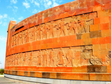 Мемриальный комплекс Сардарапат