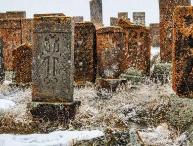 Kreuzsteine von Noratus