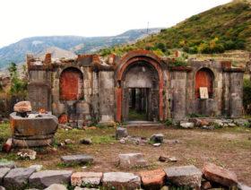 Монастырь Авуц-Тар