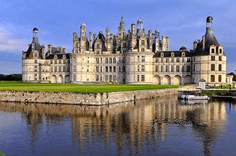 Chambord ամրոցը