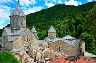 Kloster Haghartsin