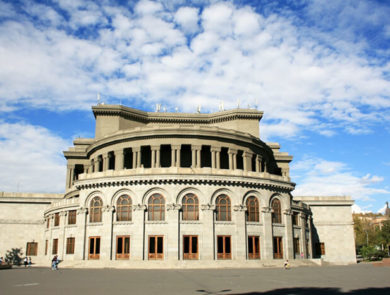 Theatre of Opera and Ballet