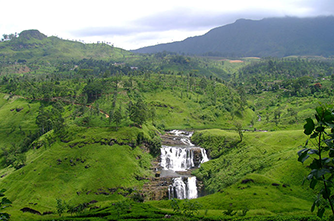 Водопады Нувара Элия