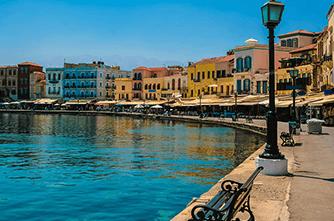 Ханья, остров Крит