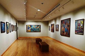 Haus-Museum von Martiros Sarjan