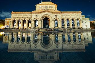 Historisches Museum von Armenien