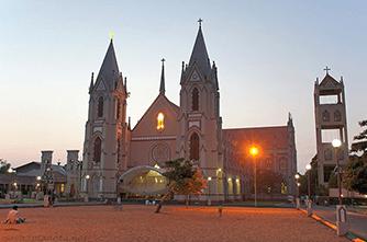 Церковь Негомбо Себастьяна