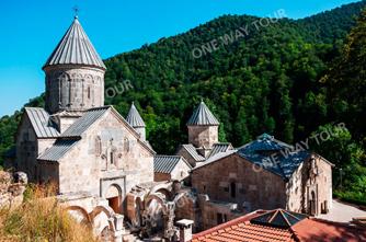 Монастырь Агарцин, Дилиджан