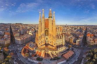 Sagrada Familia, Բարսելոնա