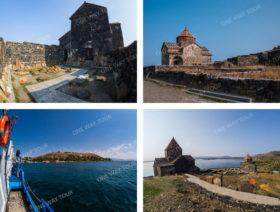 Lake Sevan, Sevanavank Monastery