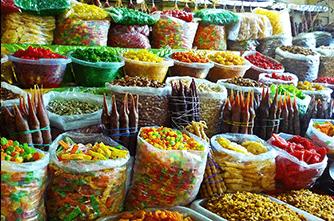 Քաղցրավենիքի շուկա, Թբիլիսի