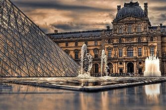 Լուվրի թանգարան, Փարիզ