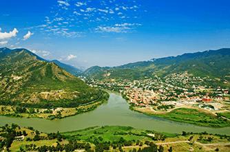 Մցխեթա, Վրաստան