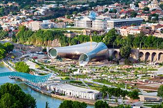 Քաղաք Թբիլիսի