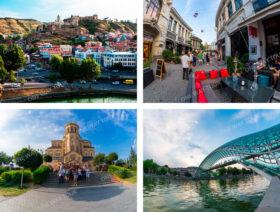 Ереван, Тбилиси (тур по городу), Ереван