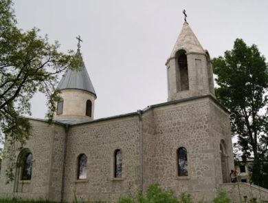 Կանաչ ժամ եկեղեցի