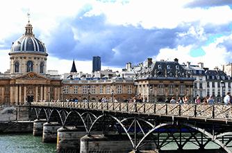 Արվեստի կամուրջ, Փարիզ