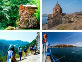 Lastiver, Lake Sevan (Sevanavank)