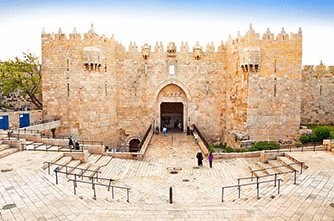 Հին քաղաքի պատերը