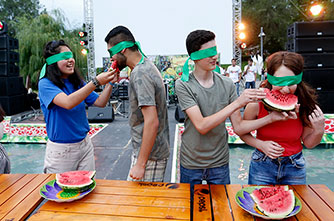 Festival of Watermelons