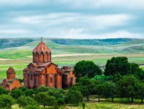 Монастырь Мармашен, Замок Сев Берд, Гюмри сити тур