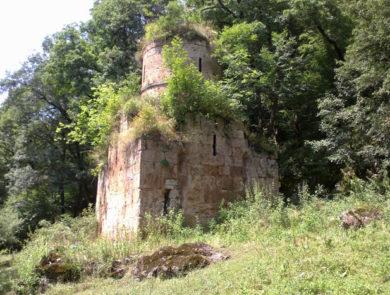 Монастырь Агавнаванк