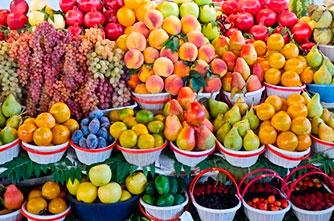 Früchte von Armenien