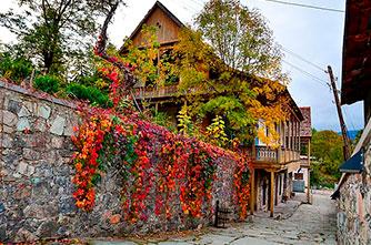 Autumn Dilijan