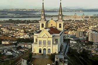 Церковь Пенза в Рио-де-Жанейро