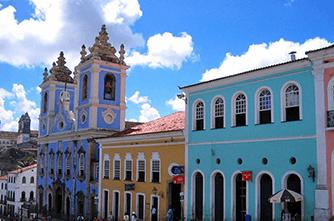 Pelourinho, Город Сальвадор