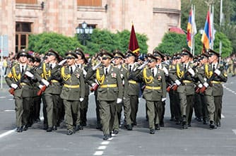September 21, Independence Day of Armenia