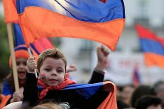 День независимости Армении