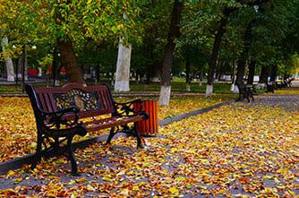 Autumn in Yerevan