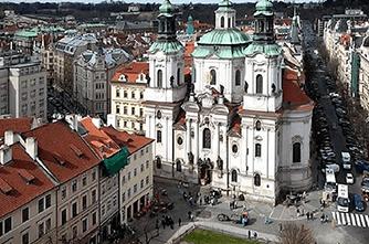 Церковь Св. Николая в Праге
