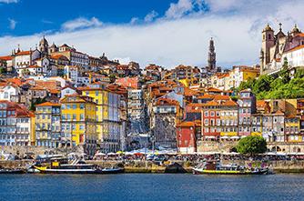 Древний город Португалии