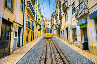 Улица Алмафа, Лиссабон