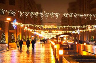 Ձմեռը Երևանում