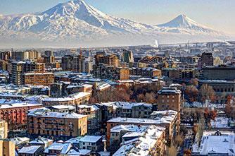 Ձմեռային Երևանը