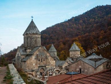 Ghapama tour, Haghartsin monastery, Goshavanq monastery