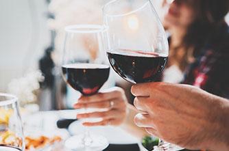 Armenischer süßer Wein