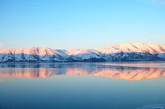 Erstaunlicher See Sevan