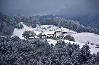 Winter in Dilijan