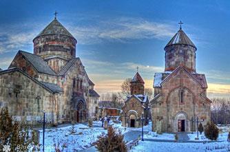 Kecharis Klosterkomplex, Tsaghkadzor