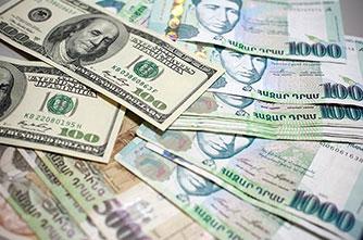 Armenian currency - AMD (Dram)