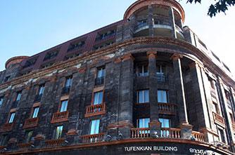 """Hotel """"Tufenkjan historisches Jerewan"""""""