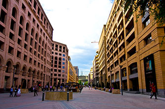 Հյուսիսային պողոտա, Երևան