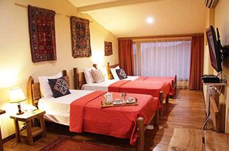 "Silk Road (""Seidenstraße"") hotel"