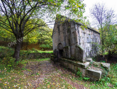 Jukhtak Monastery