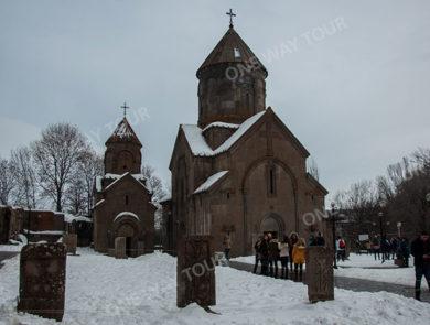 Das Kloster Ketscharis